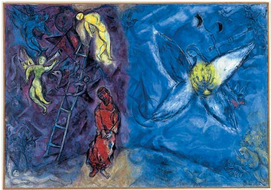 Chagall | The Bible Through Artists' Eyes Chagall Bijbel