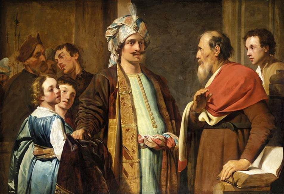 Elisha | The Bible Through Artists' Eyes