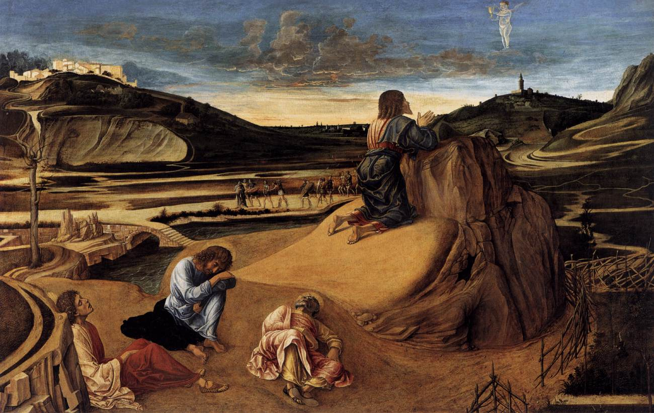 an analysis of the agony in the garden by el greco Poems from the temple (1633) by george herbert with indexes by title agony in the garden of gethsemane by el greco is the garden of gethsemane.