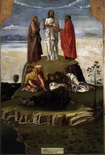 Bellini Transfiguration