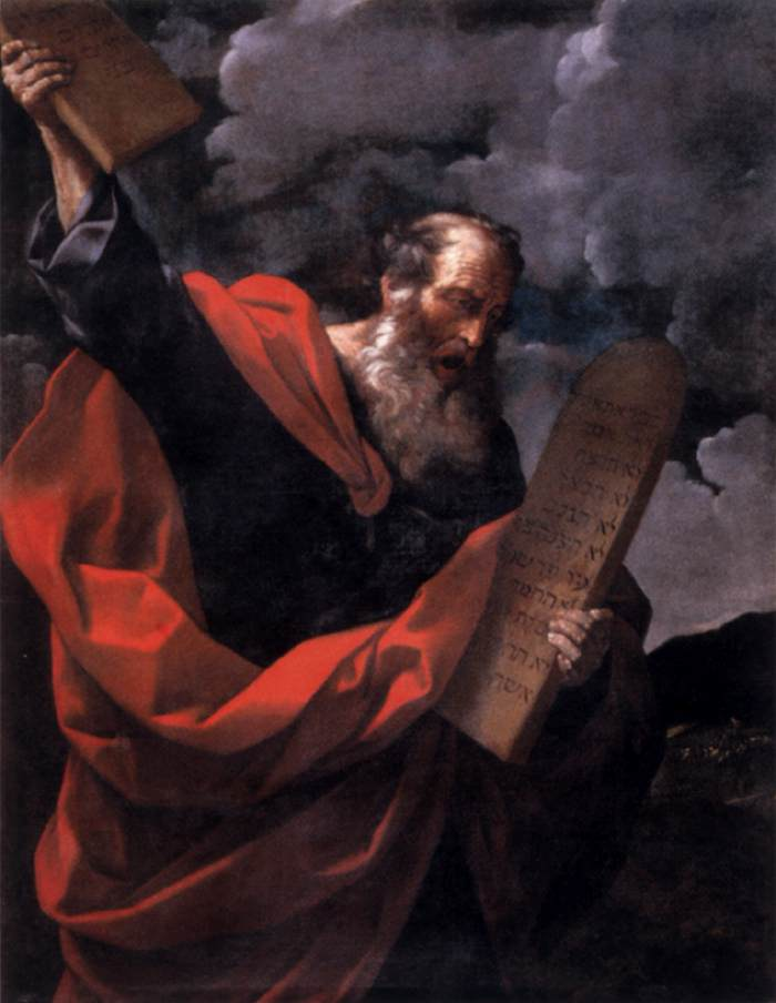 moses | The Bible Through Artists' Eyes Moses Painting