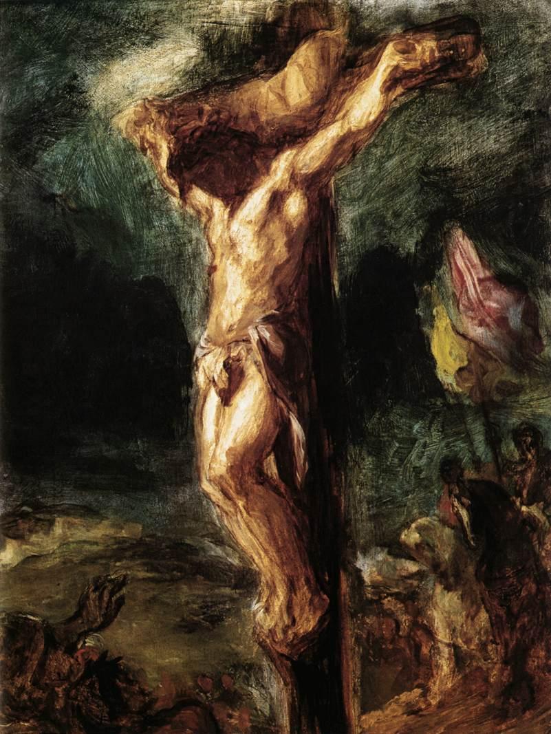 the crucifixion the bible through artists u0027 eyes