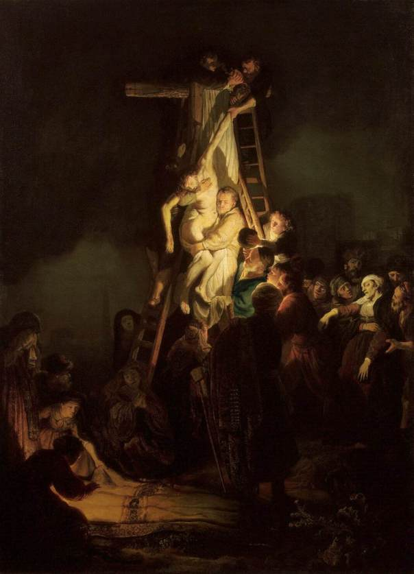 an analysis of the painting the crucifixion of christ by tintoretto 54 free paintings of the passion, death & resurrection of jesus christ by  54 free paintings of the passion, death & resurrection of jesus  54 paintings are.