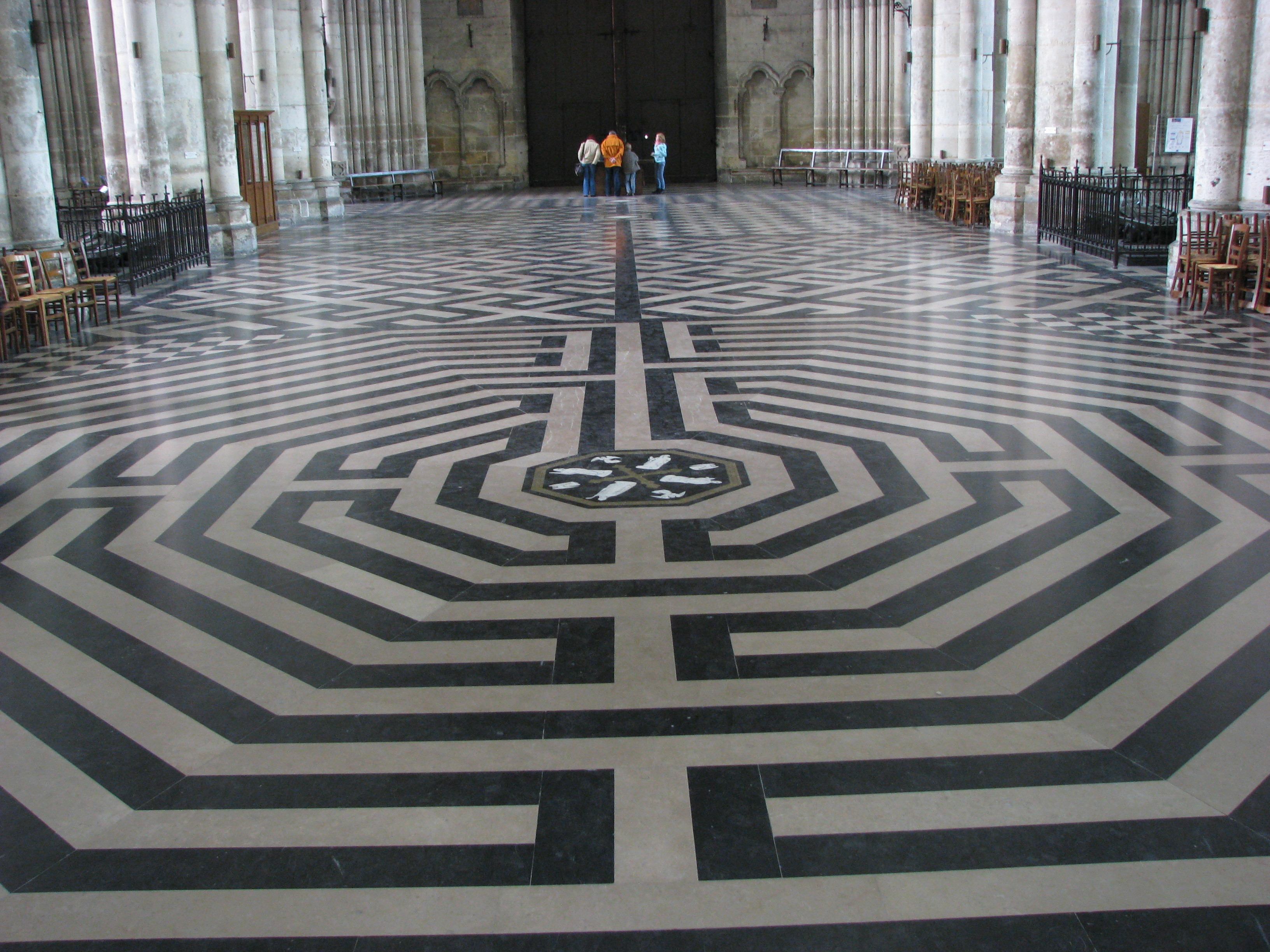 The Medieval Labyrinth: It's Pagan Roots, Its Spiritual ...